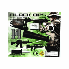 "BLACK OPS  2"" Toy Capsules 250 pcs"