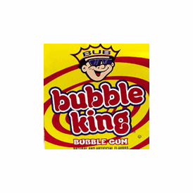Bubble King Assorted Gumballs 850ct
