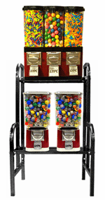 Candy Toy Combo Vending Machine