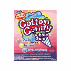 Cotton Candy Gumballs Assorted Colors