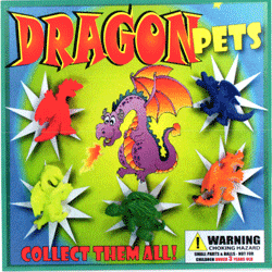 "Dragon Pets 2"" Toy Capsules 250 pcs"