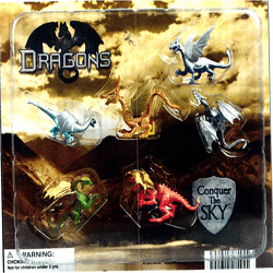 "Dragons 2"" Toy Capsules 250 pcs"