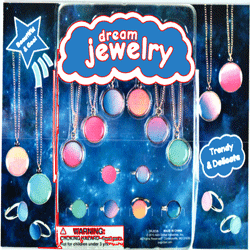 "Dream Jewelry 2"" Toy Capsules 250 pcs"