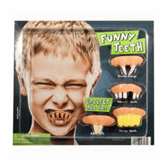 "Funny Teeth 2"" Toy Capsules 250 pcs"