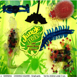 "Icky Sticky Jungle World 2"" Toy Capsules 250 pcs"