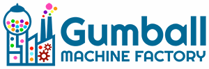 Gumball Machine Factory Bulk Vending