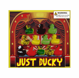 "Just Ducky 2"" Toy Capsules 250 pcs"