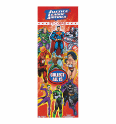 Justice League America Stickers 300pcs
