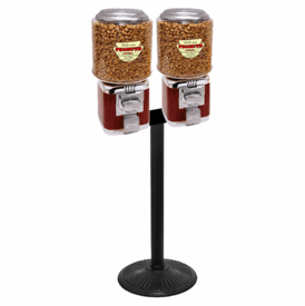 LYPC Classic Double Peanut Machine with Stand
