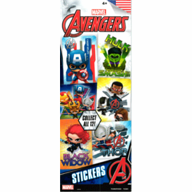 Marvel Avengers Team Up Stickers 300pcs