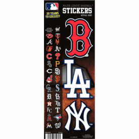 MLB Baseball Seris 2 Stickers 300pcs