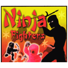 "Ninja Fighters 2"" Toy Capsules 250 pcs"