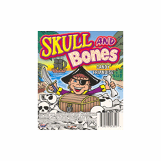 Skulls & Bones Oak Leaf Candy 8,235 ct