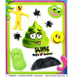 "Slime Toys & More 1"" Toy Capsules 250pcs"
