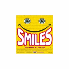Smiles Oak Leaf Gumballs 850ct