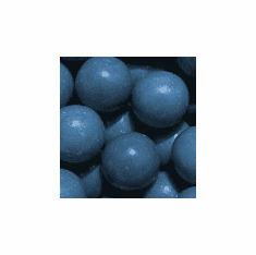 "Solid Blue 1"" Gumballs 850ct"