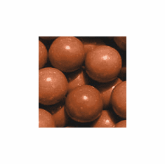 "Solid Brown 1"" Gumballs 850ct"