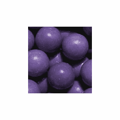 "Solid Purple 1"" Gumballs 850ct"