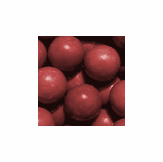 "Solid Red 1"" Gumballs 850ct"