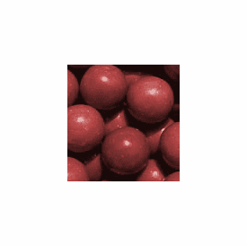 """Solid Red 1"""" Gumballs 850ct"""