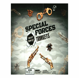 """Special Forces Trinkets 1"""" Toy Capsules 250pcs"""