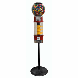 Spin & Whirl Gumball Machine with Retro Stand