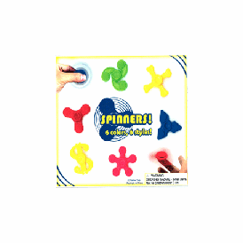 "Spinners 2"" Toy Capsules 250 pcs"