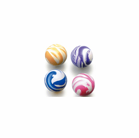Super Balls 27mm 2 Colored Marble  250 Balls per bag