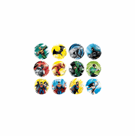 Super Balls 45mm DC Comics Super Heros 50 Balls per bag
