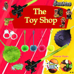 The Toy Shop #10 -  2inch Toy Capsules 250 pcs