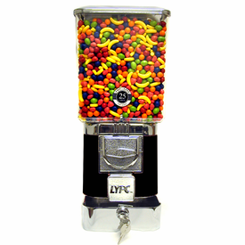 Tough Pro Gumball Machine with Cash Box