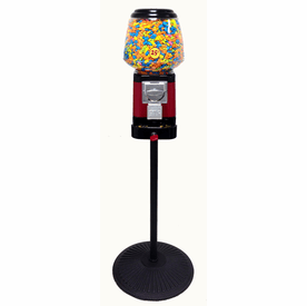 Ultra Classic Gumball Candy Machine With Stand & Secure Cash Box