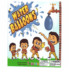 """Water Ballons 2"""" Toy Capsules 250 pcs"""