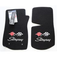 1969-1973 Corvette Stingray Loop Floor Mats