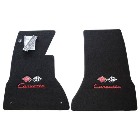 1953-1962 Chevrolet Corvette C1 Floor Mats
