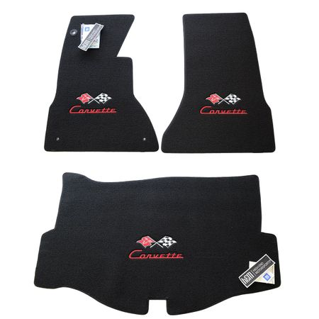 1953-1962 Chevrolet Corvette C1 Floor Mat Set
