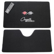 1963-1965 Corvette Sting Ray Coupe Cargo Mats