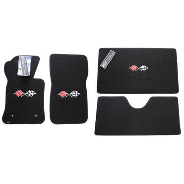 1963-1967 Corvette C2 Floor Mats Set