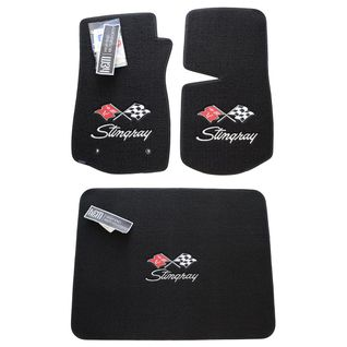 1969-1973 Corvette Stingray Loop Floor Mat Set