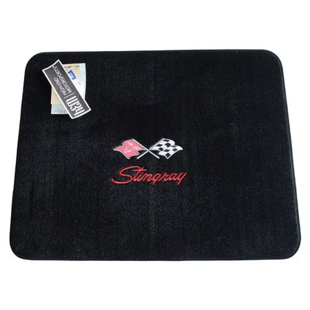 1974 - 1976 CORVETTE STINGRAY LOGO TRUNK MAT