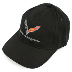 2014-2019 Chevrolet Corvette C7 Stingray Black Hat