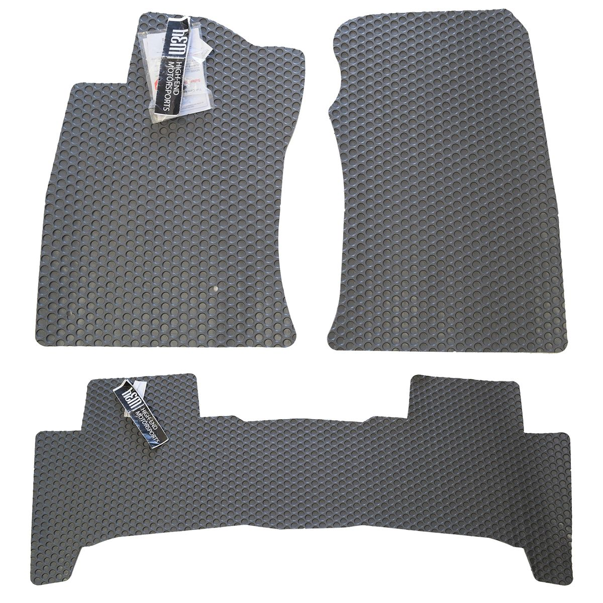 Acura MDX Custom All Weather Rubber Floor Mats