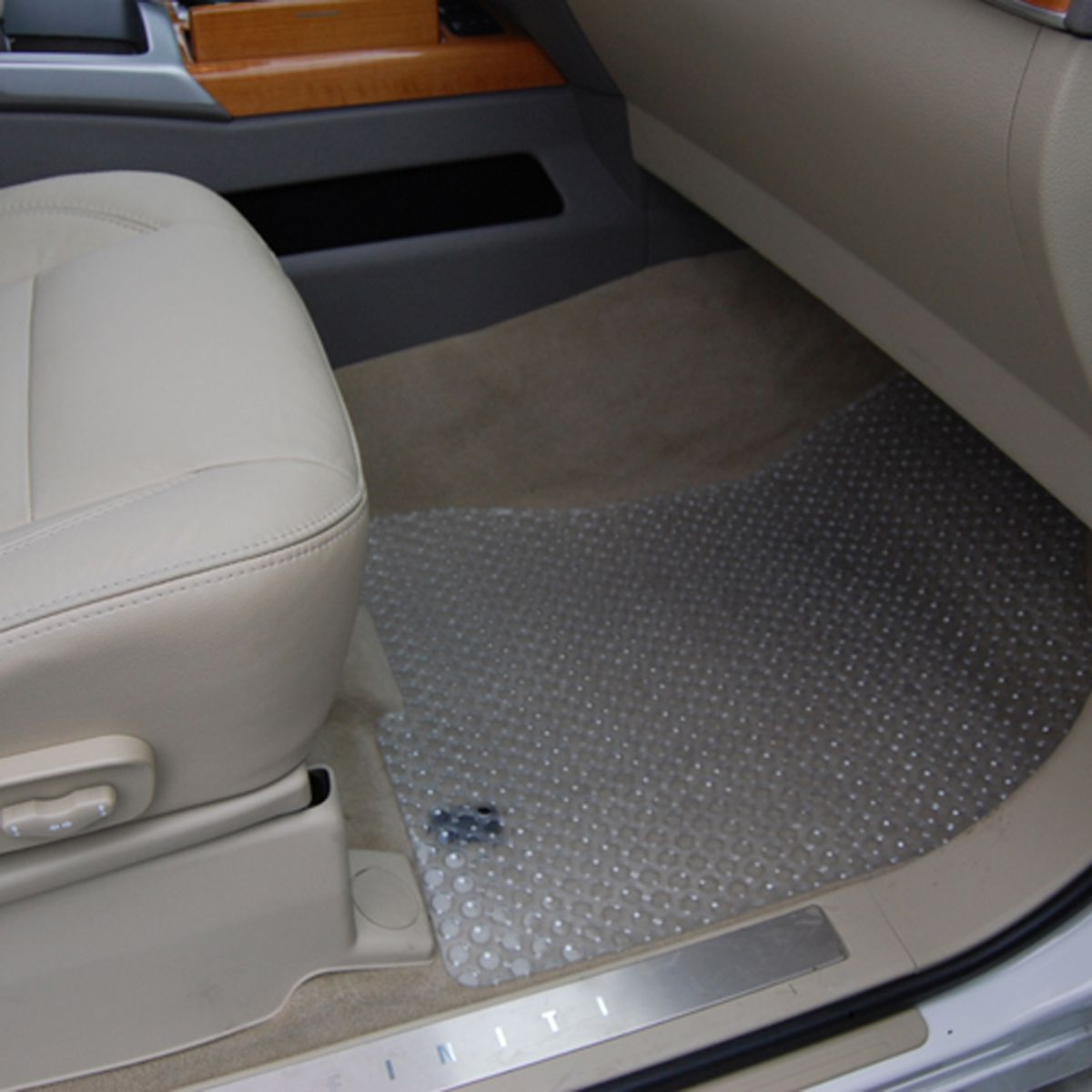 Acura RDX Custom All Weather Rubber Floor Mats