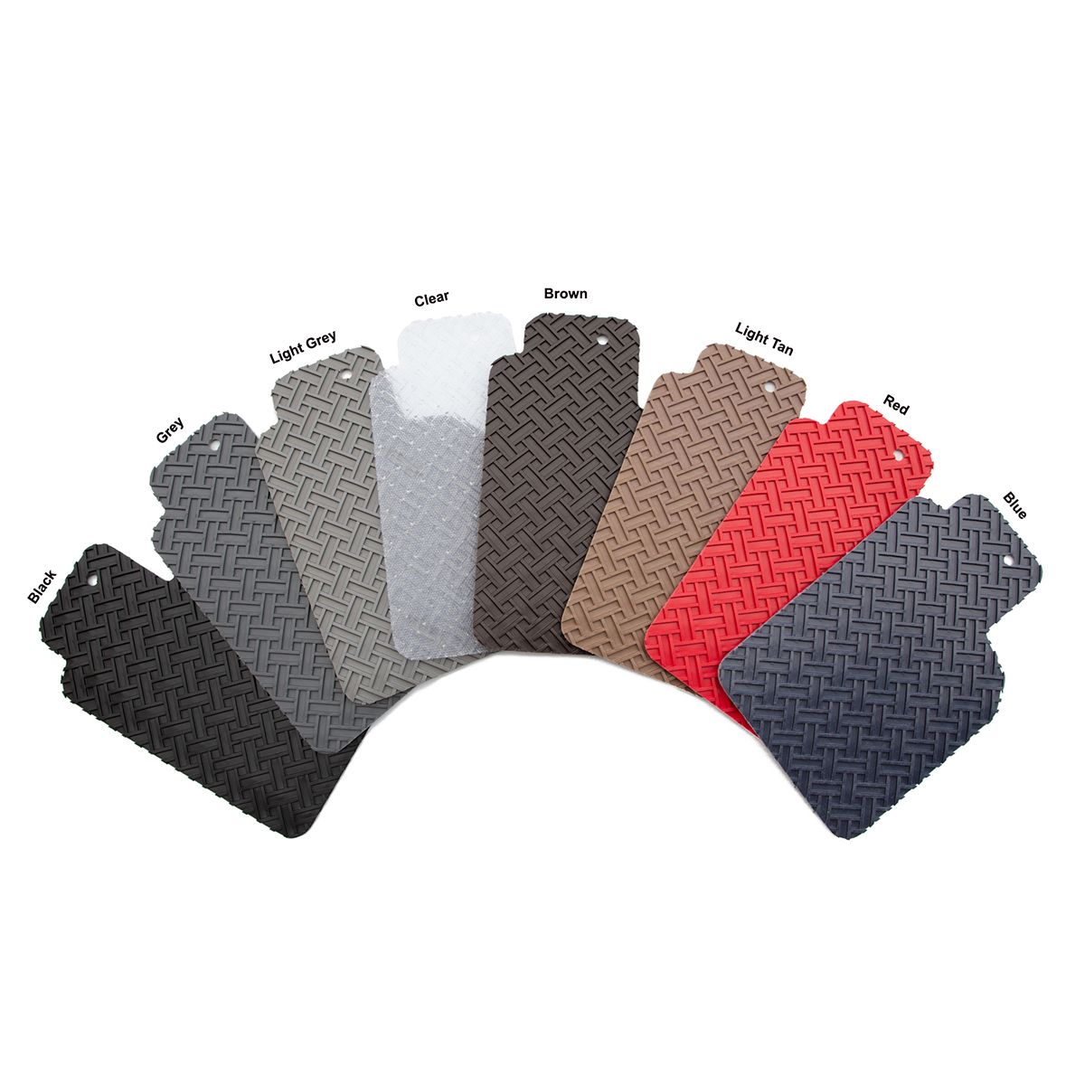 Acura TSX Custom All Weather Rubber Floor Mats