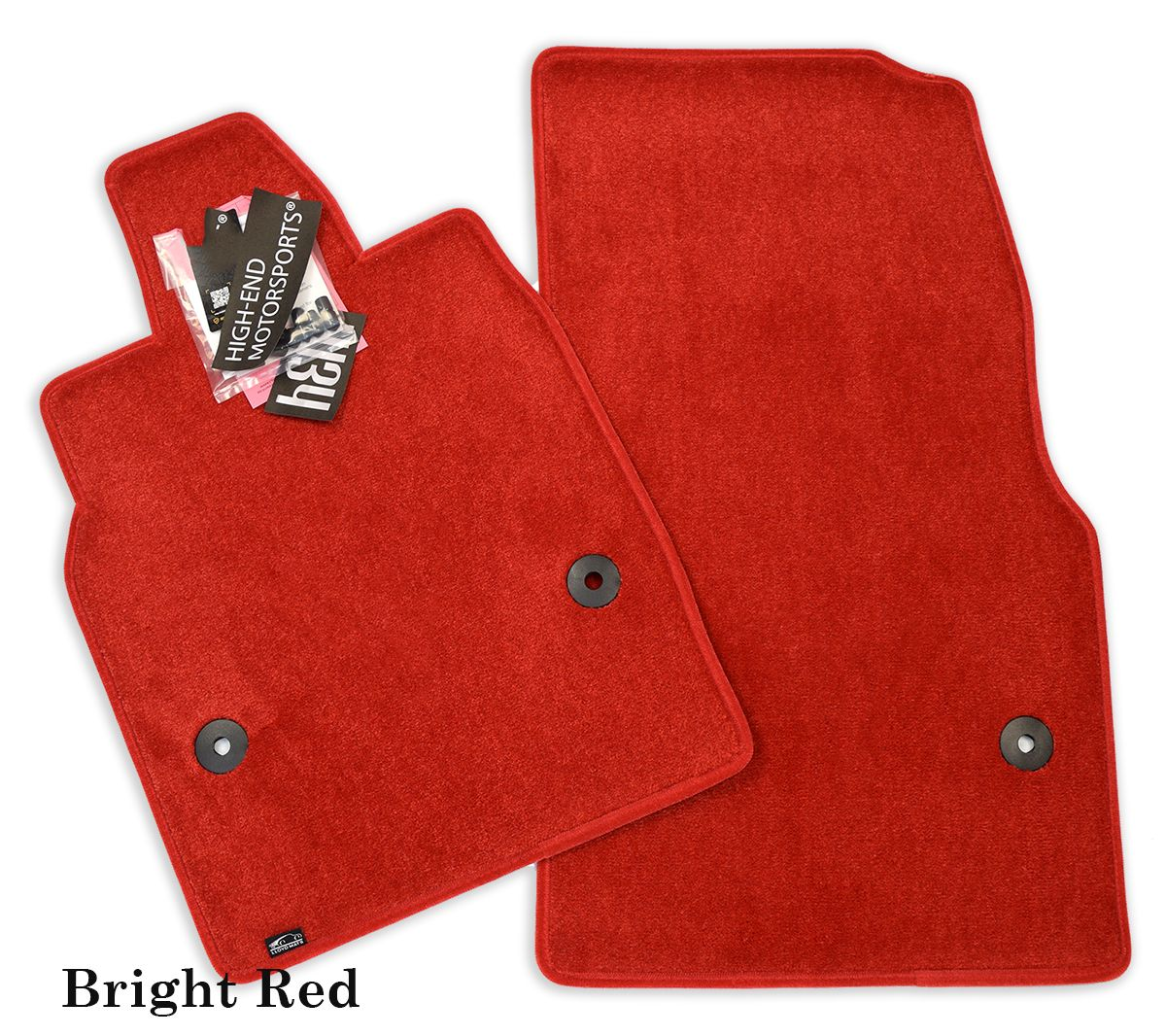 Aston Martin Virage Custom Carpet Floor Mats