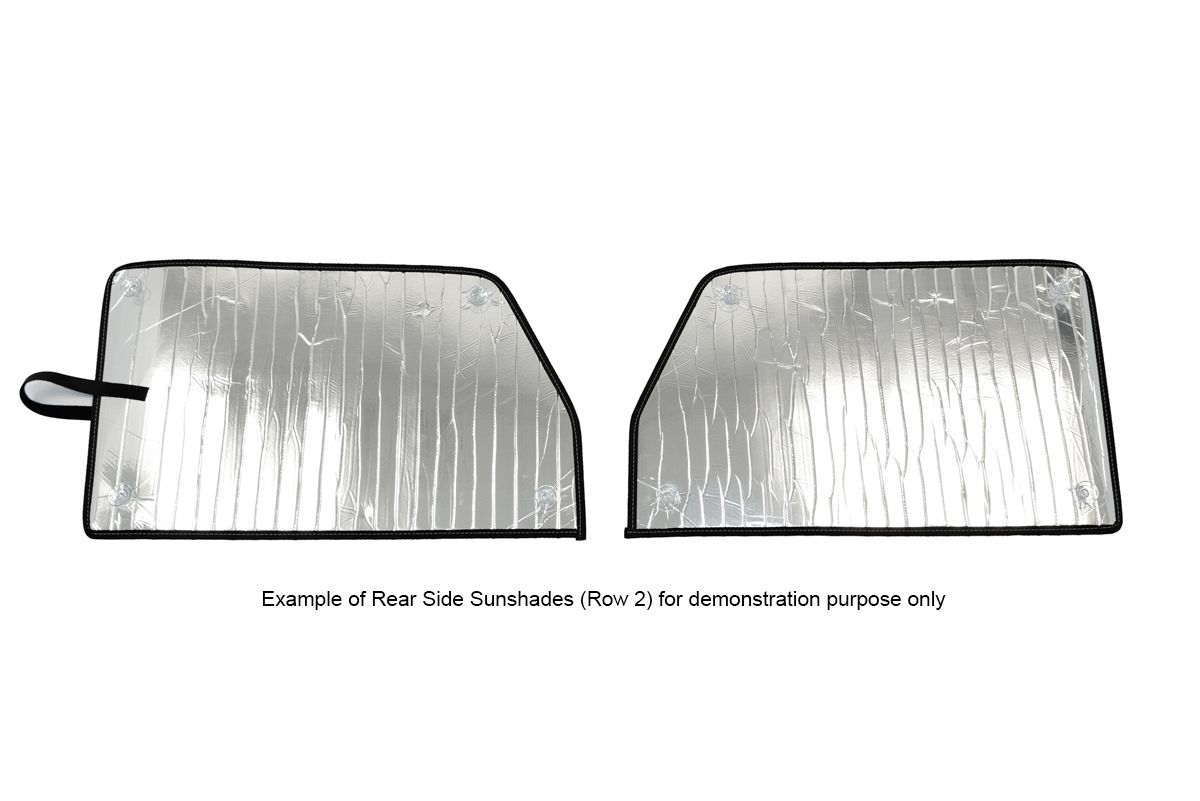 Autotech Park Foldable Sunshade Compatible with 2014-2020 Audi A3 Custom-fit Windshield Sun Shade