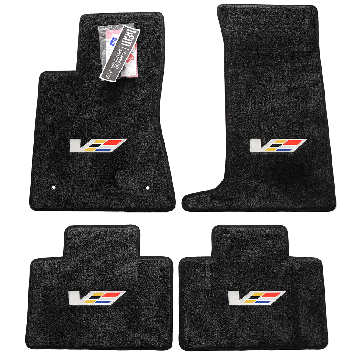 Cadillac CTS CTS-V Coupe Floor Mats 2011