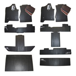 Cadillac Escalade All Weather Rubber Floor Mats 2015 - 2019