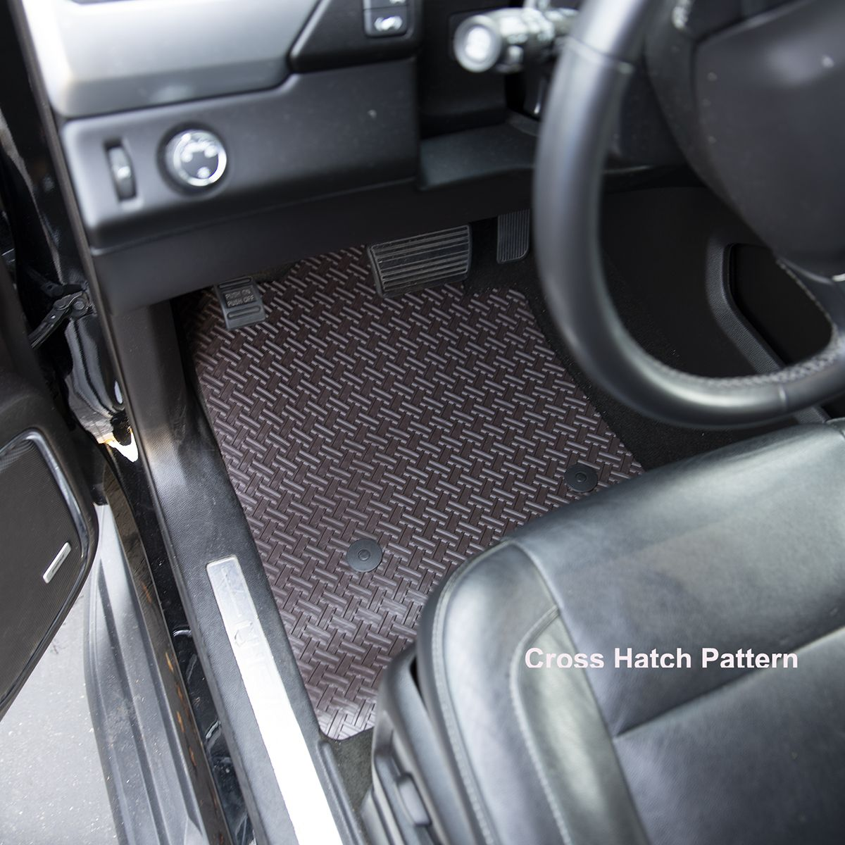 Cadillac Escalade All Weather Rubber Cargo Mat 2002 2020
