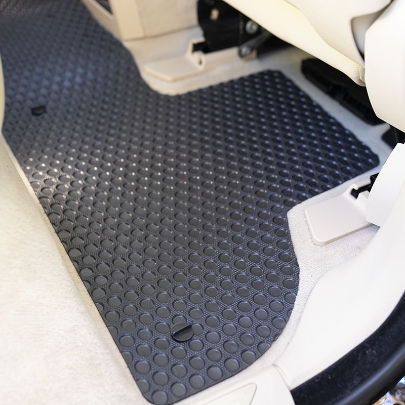 Lexus Floor Mats >> Cadillac Escalade ESV All Weather Rubber Floor Mats - 2015 ...